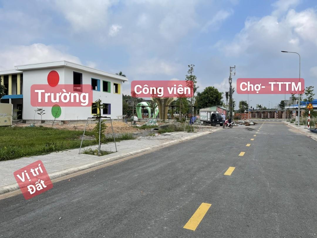 Chỉ cần thanh toán 900tr sở hữu ngay 80m2 ngay KCN Nam Tân Uyên mở rộng sổ sẵn full Tc