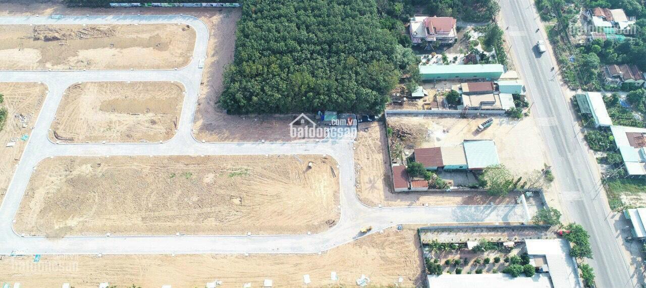 Bán đất giá rẻ ở mặt tiền đường ĐT 741, có sổ hồng riêng, thổ cư 100%